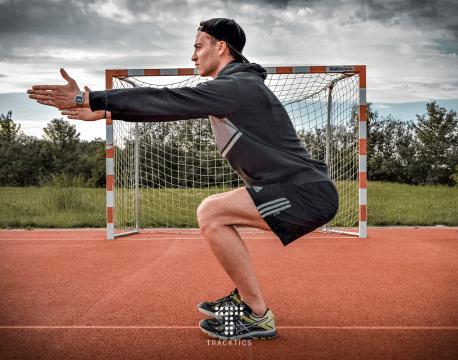 fussball krafttraining körpergewicht squat kniebeuge